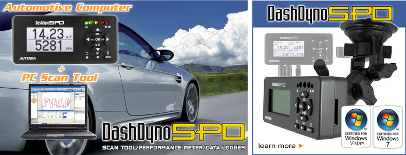 DashDyno SPD with BMW M3